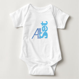 Body Para Bebê Todo o t-shirt do grupo