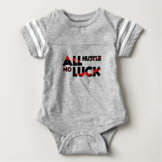 Body Para Bebê Todos não apressam nenhuma sorte