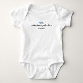 Body Para Bebê Toenails do Polar-urso