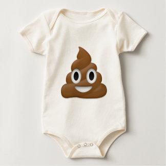 Body Para Bebê Tombadilho-emoji divertido - design dos desenhos