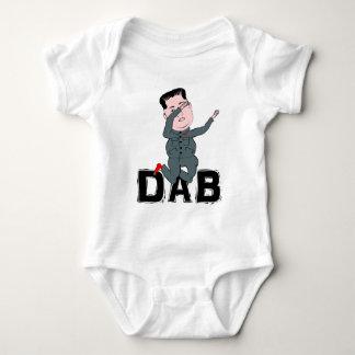 Body Para Bebê Toque ligeiro do Jong-Un de Kim