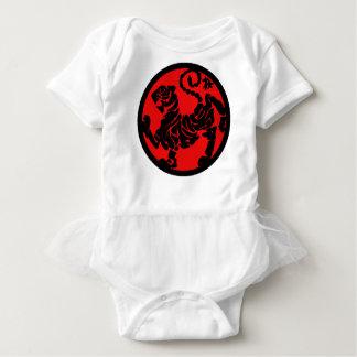 Body Para Bebê Tora nenhum Maki
