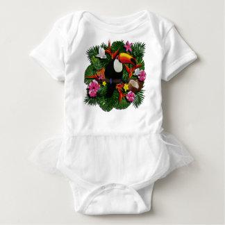 Body Para Bebê Toucan