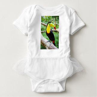 Body Para Bebê Toucan bonito