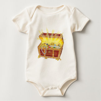 Body Para Bebê Treasurechest
