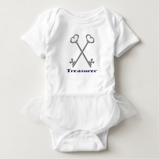 Body Para Bebê treasurfer