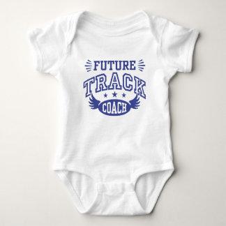 Body Para Bebê Treinador futuro da trilha