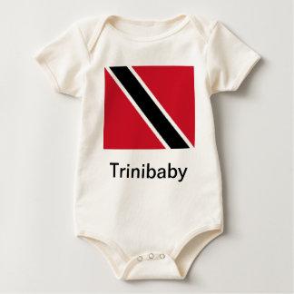 Body Para Bebê Trinidad