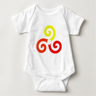 Body Para Bebê Triskélion
