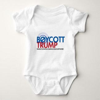 Body Para Bebê Trunfo do boicote