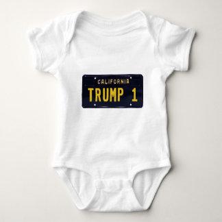 Body Para Bebê Trunfo ganhado