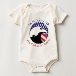 Body Para Bebê Trunfo: O fim de um erro
