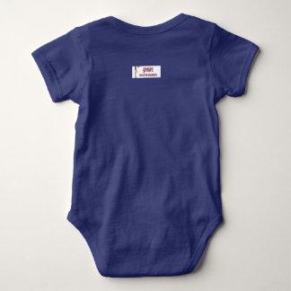 "Body Para Bebê Trunfo "" s América"