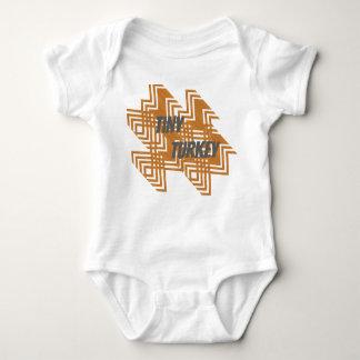 Body Para Bebê Tshirt da criança da acção de graças