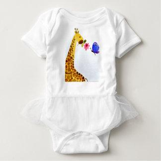 Body Para Bebê Tshirt dos miúdos