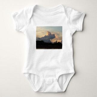 Body Para Bebê Tubarão da nuvem