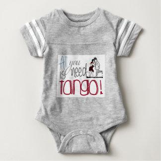 Body Para Bebê Tudo que você precisa é citações do tango