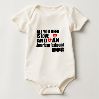 Body Para Bebê TUDO que VOCÊ PRECISA É DESIGN dos CÃES do