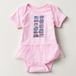 Body Para Bebê Tutu do bebê de Bookstack
