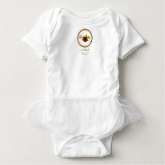 Body Para Bebê Tutu do bebé de HAMbWG, T ou Bodysuit - aumentou