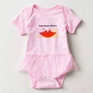 Body Para Bebê Tutu do Foxey Moxey da criança