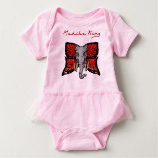 Body Para Bebê Tutu para bebé