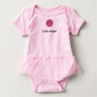 Body Para Bebê Tutu pequeno do anjo - criança