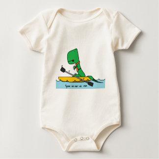 Body Para Bebê tyran nenhum remo nós