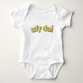 Body Para Bebê Uff a Dinamarca