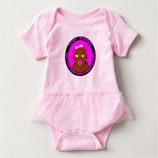 Body Para Bebê Um bonito, engraçado, bebé