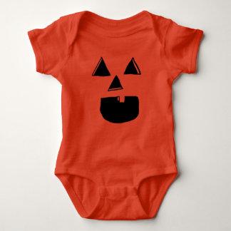 Body Para Bebê Um dente Jackolantern