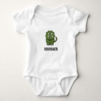 Body Para Bebê um Dino fino