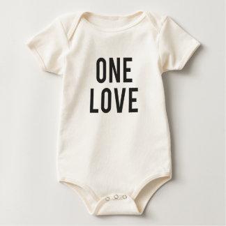 Body Para Bebê Um impressão do amor