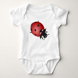 Body Para Bebê Um inseto agradável da senhora para seu bebê