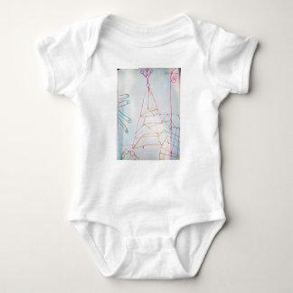 Body Para Bebê Um jogo do grânulo de vidro dos Geometers