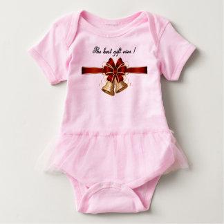 Body Para Bebê Um onsie adorável do Natal