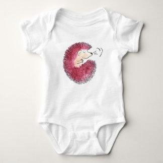 Body Para Bebê Um ouriço com um Sneeze