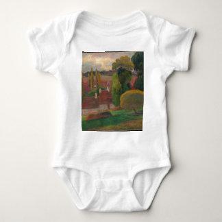 Body Para Bebê Uma fazenda em Brittany - Paul Gauguin