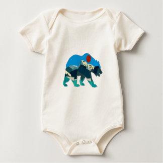 Body Para Bebê Uma viagem selvagem