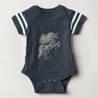 Body Para Bebê Unicórnio