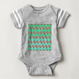 Body Para Bebê Unicórnio do Bougainvillea