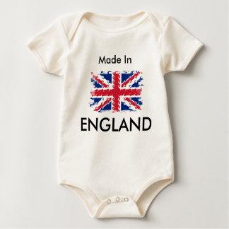 Body Para Bebê UnionJack, feito dentro, INGLATERRA