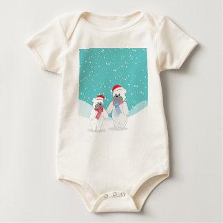 Body Para Bebê urso polar B