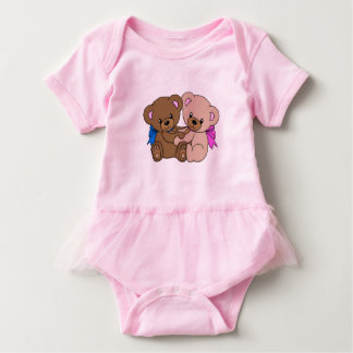 Body Para Bebê Ursos bonitos