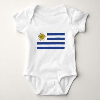 Body Para Bebê Uruguai