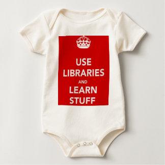 Body Para Bebê Use bibliotecas e aprenda o material