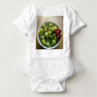 Body Para Bebê uvas