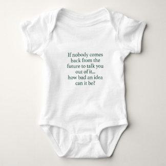Body Para Bebê Vá para ele!