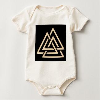 Body Para Bebê Valknut