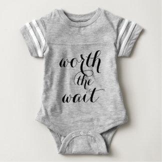 Body Para Bebê Valor o bebê bonito engraçado do bebê da espera